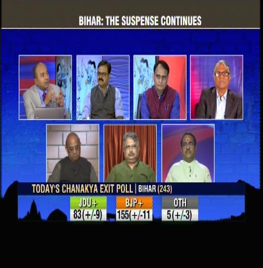 Bihar: Pollsters, News Channels in the Dock Again - Gurbir Singh on TV coverage of Bihar results