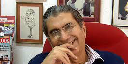 A tribute to Vinod Mehta by Arnab Goswami