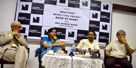 MMRCL assures south Mumbai residents of an in-situ policy