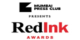 REDINK AWARD FORLIFETIME ACHIEVEMENT GOES TO VINOD DUA,