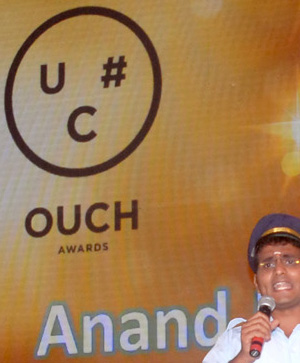 Winners of Mumbai Press Club Ouch Awards