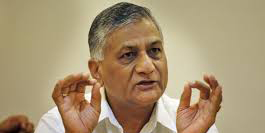 The Dog That Won't Stop Biting Minister VK Singh