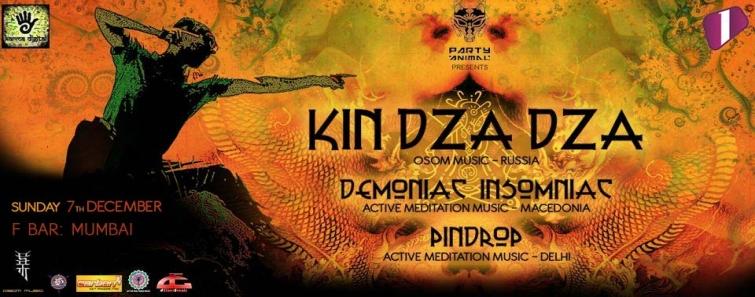 Party Animal Gig feat. Kindzadza